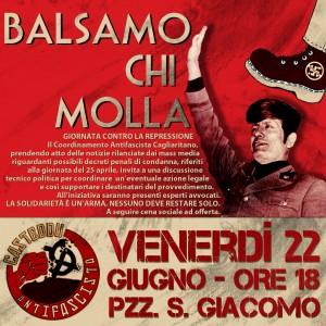 Coordinamento Antifascista Cagliaritano Partecipazione