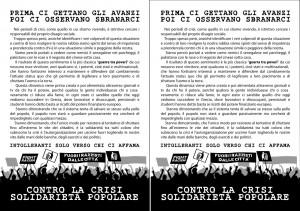 Volantino Antifa A5 def front