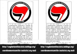Volantino Antifa A5 def retro