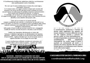 Volantino Antifa pride 30 giugno