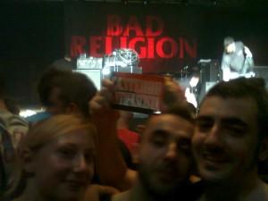 milano concerto dei Bad Religion